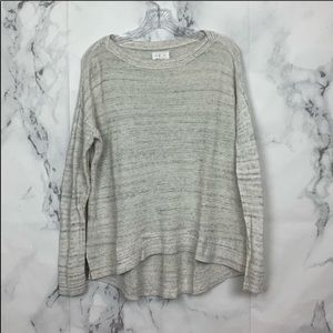 Lou & Grey Knit Long Sleeve Top